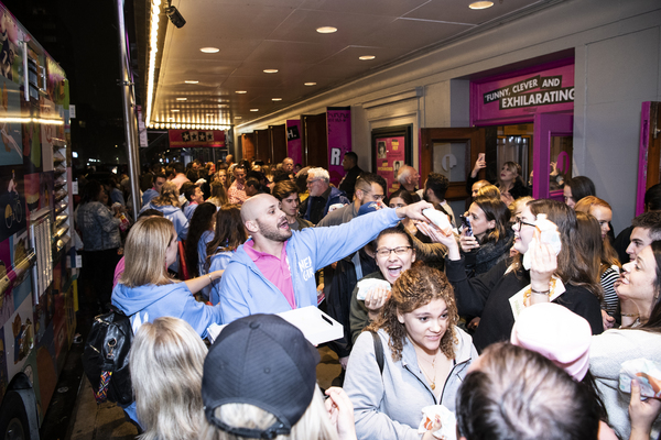 Photo Flash: MEAN GIRLS Celebrates October 3 With A Taco Bell Tribute!