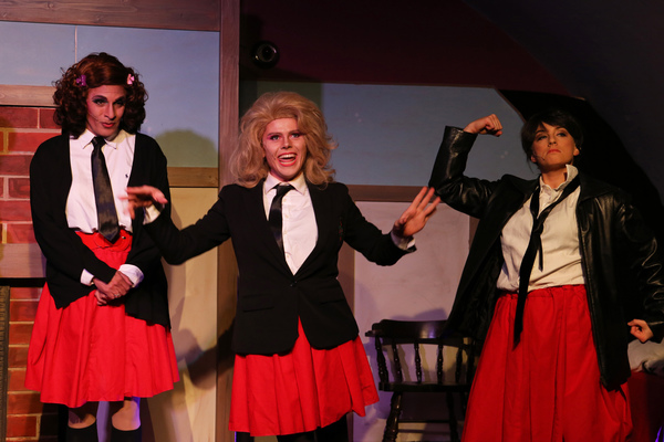 Photo Flash: Hell in a Handbag Productions Presents THE FACTS OF LIFE – Satan's School for Girls