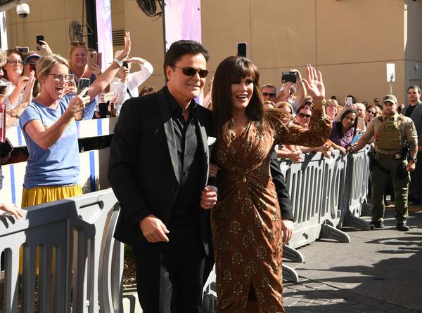 Donny & Marie Osmond Photo