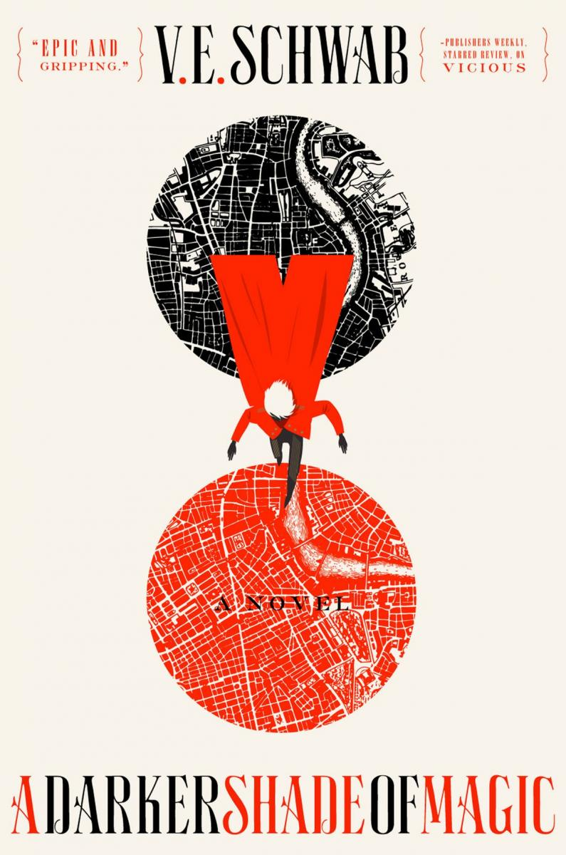 BWW News: Sony Pictures and John Wick Creator Derek Kolstad to Spearhead V.E. Schwab's New York Times Best-Selling Series A DARKER SHADE OF MAGIC