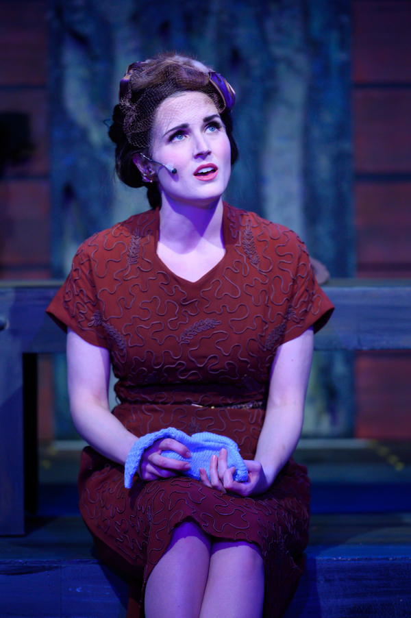 Photos: First Look at CCCT's BRIGHT STAR