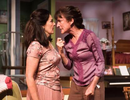 BWW Review: THIS SIDE OF CRAZY at New Conservatory Theatre Center is Del Shores Dramatic Confrontation of a Narcissistic Mother and Her Three Daughters