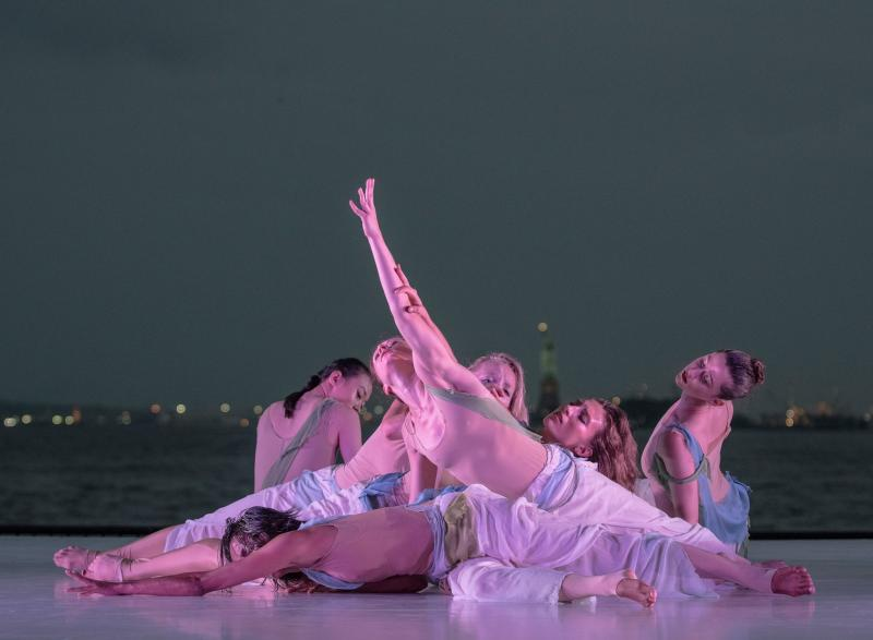 BWW Review: Contrasting the Jejune and Divine at Battery Dance Festival
