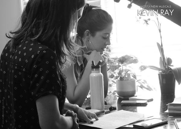 Marisa Matthews and Gabriela Carrillo   Photo