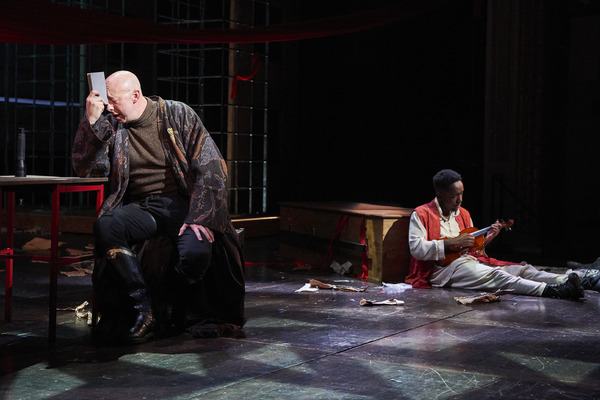 Photo Flash: First Look at Great Lakes Theater's JULIUS CAESAR