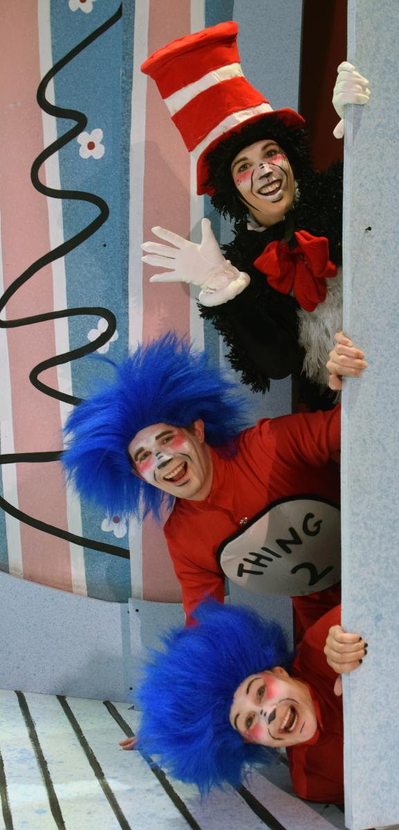 BWW Review: THE CAT IN THE HAT at The Rose Theater is Short and Sweet