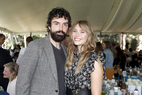 Robbie Arnett and Elizabeth Olsen Photo
