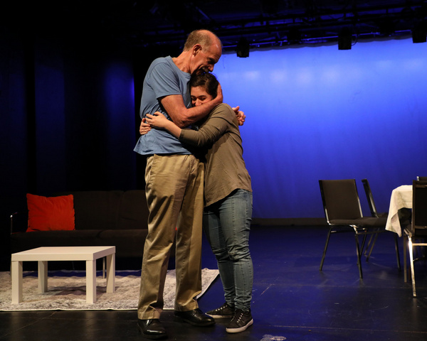 Photo Flash: First Look at Peter Levine's New Play APPLE, TABLE, PENNY