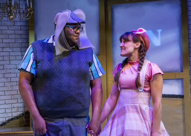"""BWW Review: ELEPHANTS & PIGGIE'S """"WE ARE IN A PLAY!"""" at Adventure Theatre"""