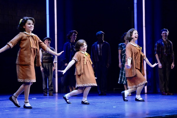 Photo Coverage: The Cast of Paper Mill's CHASING RAINBOWS Takes Opening Night Bows