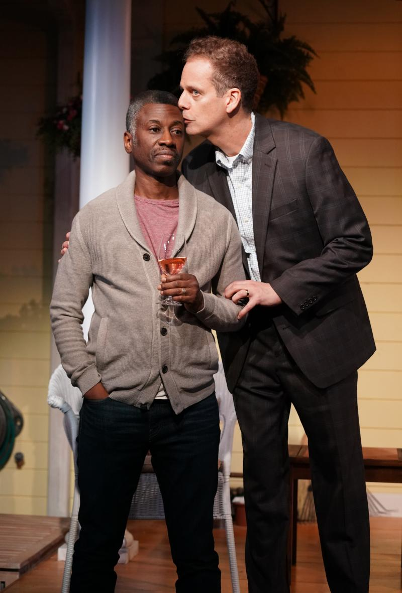 BWW Review: Jeff Augustin's THE NEW ENGLANDERS Seeks To Expand The Perception of Stage Characters of Color