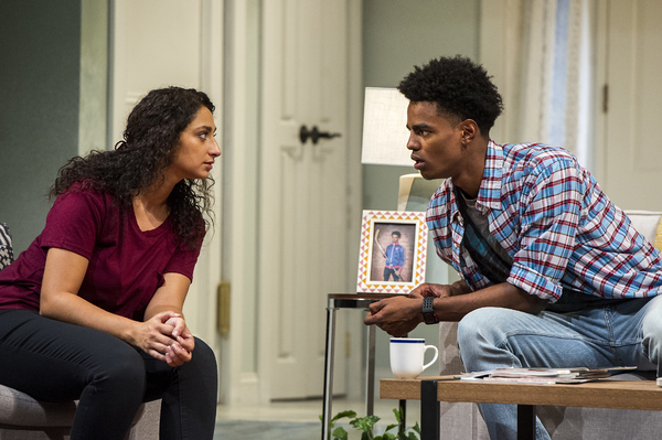 Photo Flash: First Look at AMERICAN UNDERGROUND at Barrington Stage