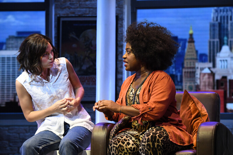 BWW Review: GHOST at Mogador