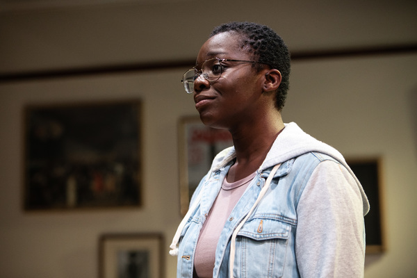 Photo Flash: First Look at THE NICETIES at Finborough Theatre