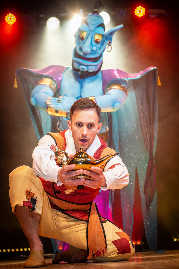 Photo Flash: Cast Revealed For ALADDIN In Barrow And Colne
