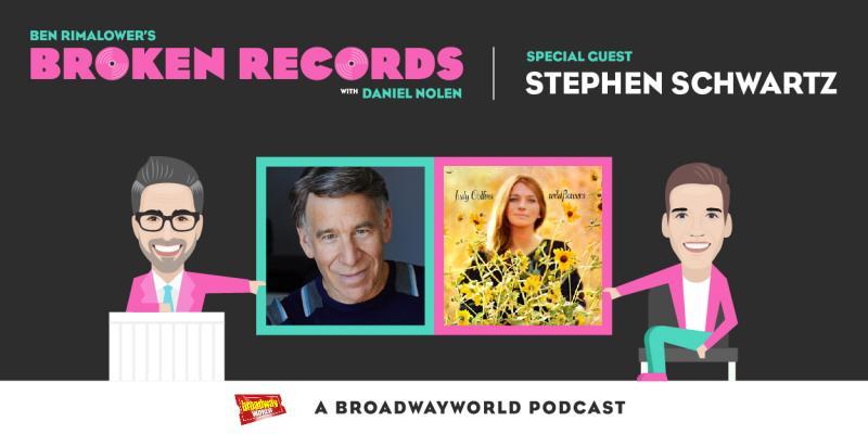 BWW Exclusive: Ben Rimalower's Broken Records with Special Guest, Stephen Schwartz!