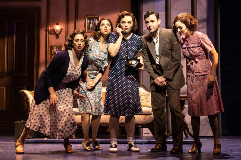BWW Review: CHASING RAINBOWS: THE ROAD TO OZ at Paper Mill Playhouse-An Exhilarating New Musical Theatre Production
