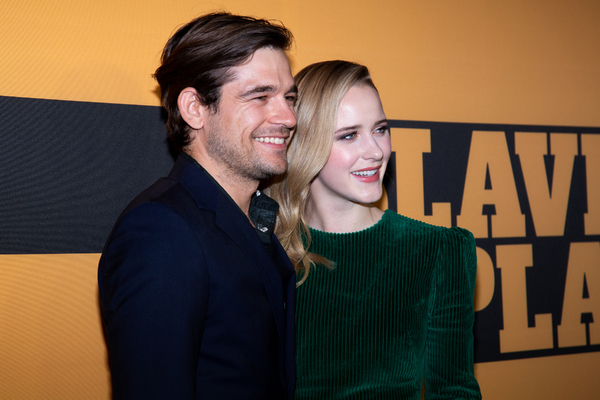 Jason Ralph, Rachel Brosnahan Photo