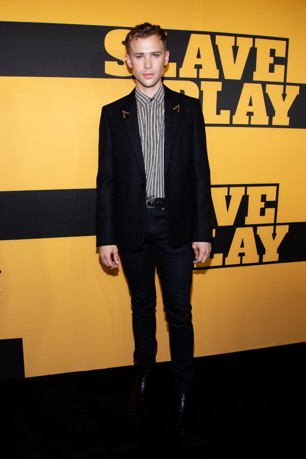 Photo Coverage: On The Opening Night Red Carpet of SLAVE PLAY