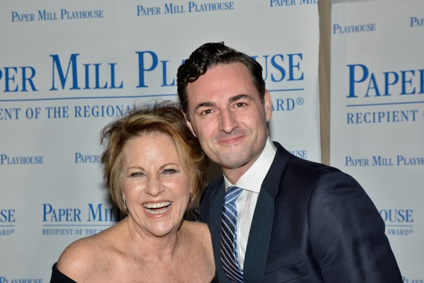 Photo Coverage: CHASING RAINBOWS: THE ROAD TO OZ Celebrates Opening Night at Paper Mill Playhouse
