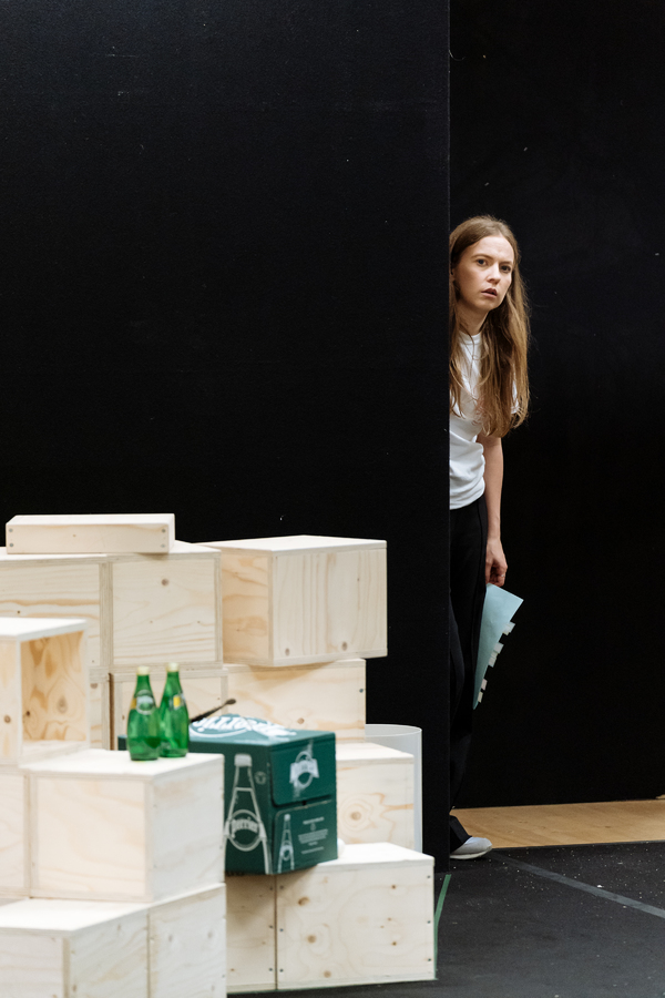 Photo Flash: In Rehearsal with THE ANTIPODES