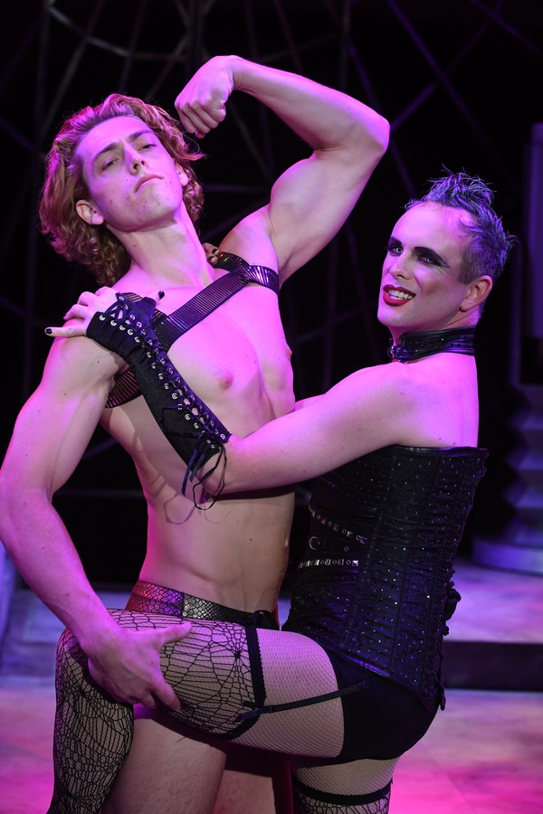 Photo Flash: First Look at San Jose Stage Company's ROCKY HORROR SHOW
