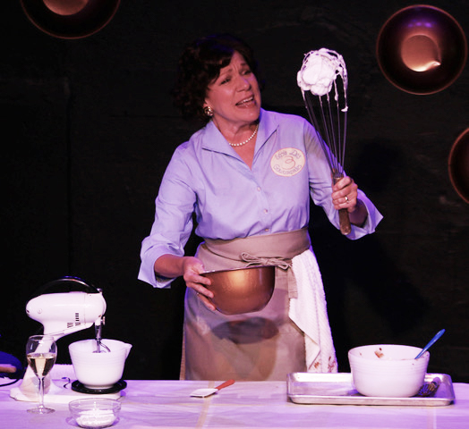 BWW Review: BON APPETIT! Serves up the Charm and Cake of Julia Child