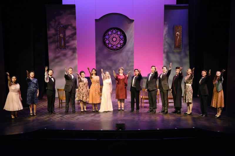 BWW Review: THE LIGHT IN THE PIAZZA Soars at Arizona State University Music Theatre And Opera