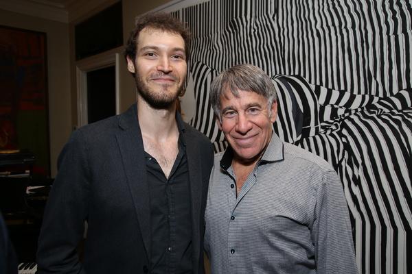 Oliver Houser and Stephen Schwartz