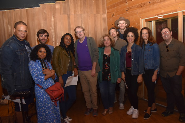 BWW Exclusive: Mary Testa, Rebecca Naomi Jones and the Cast of OKLAHOMA! Get Ready for a New Year with Carols for a Cure