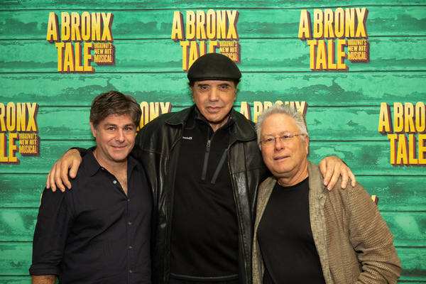 Photo Coverage: A BRONX TALE National Tour Gets Ready to Hit the Road!