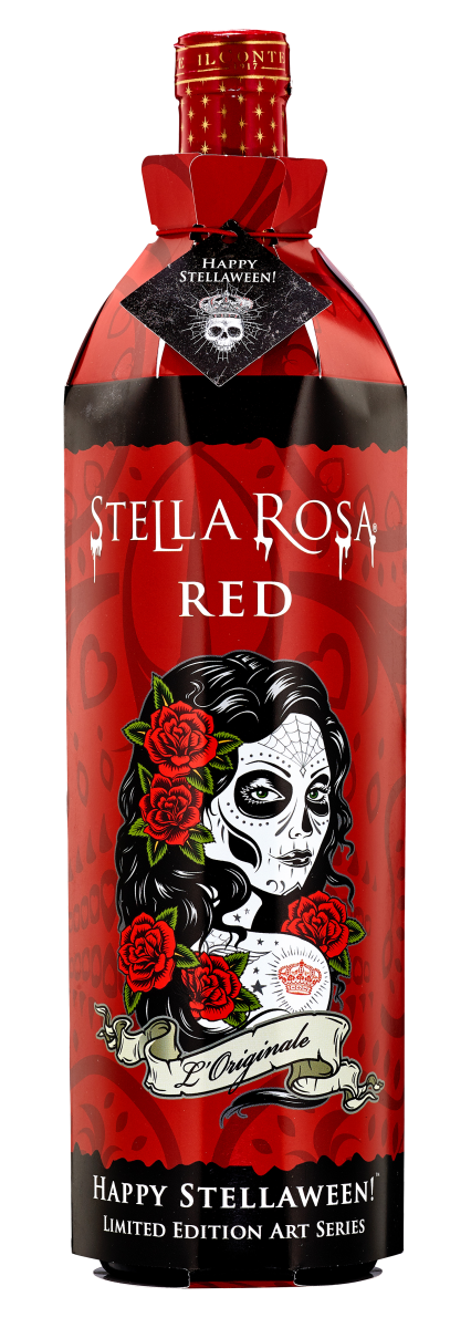 STELLA ROSA WINES in Festive Halloween Dress for Parties and Gifting