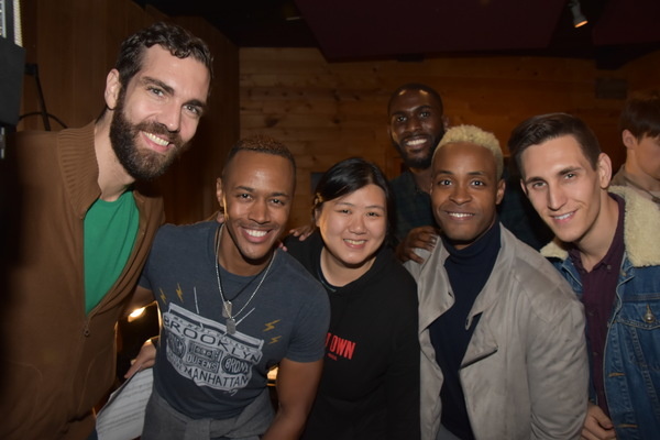 BWW Exclusive: Eva Noblezada, Reeve Carney and the Cast of HADESTOWN Get in the Holiday Spirit for Carols For A Cure