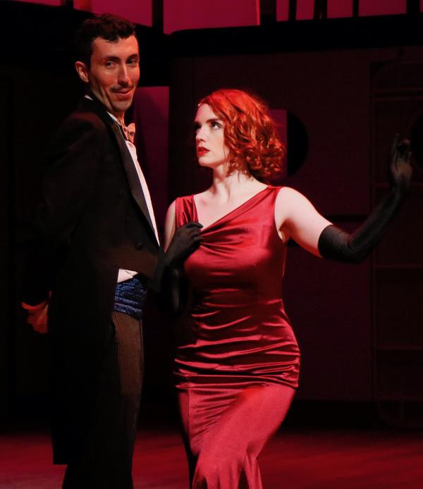 Photo Flash: ANYTHING GOES At Metropolis Performing Arts Centre