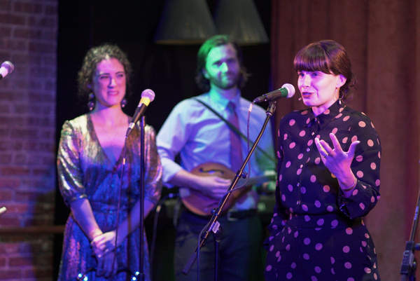 Photo Flash: Theater-Making Band The Lobbyists Announce Their New Collective At Fall Gala