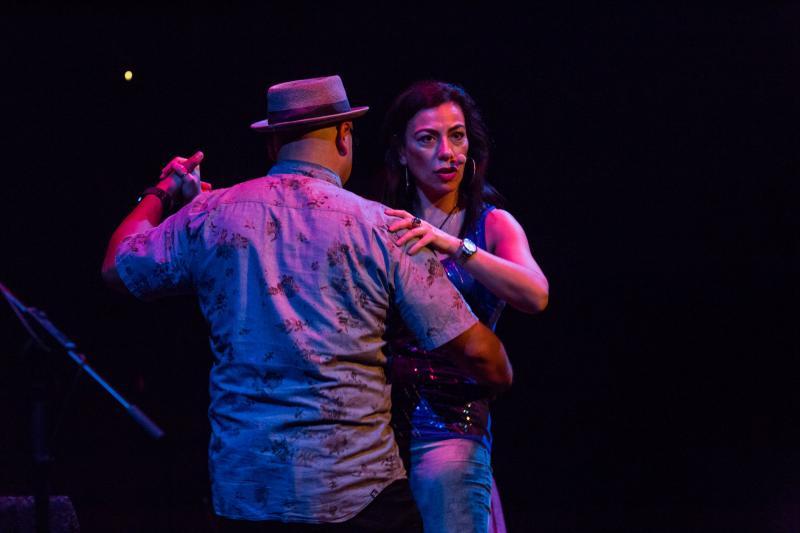 BWW Review: Carmen Aguirre Breaks Down Her Life Story Through Dance in BROKEN TAILBONE