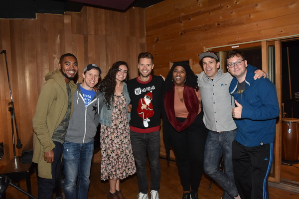 BWW Exclusive: FREESTYLE LOVE SUPREME Remixes Christmas on Carols For A Cure
