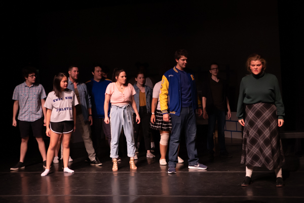 Photo Coverage: First Look at Imagine Productions' CARRIE THE MUSICAL