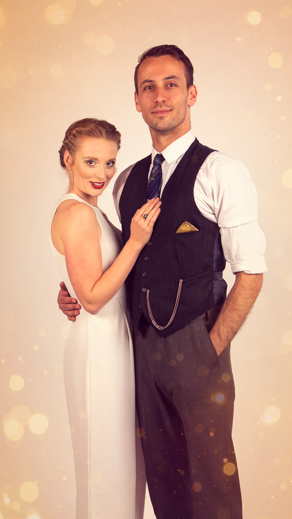 Photo Flash: Meet the Cast of THE GREAT GATSBY Ahead of its West End Transfer