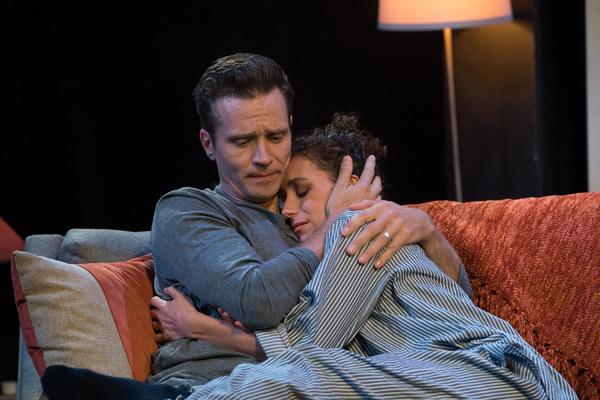 Seamus Dever and Luisina Quarleri Photo