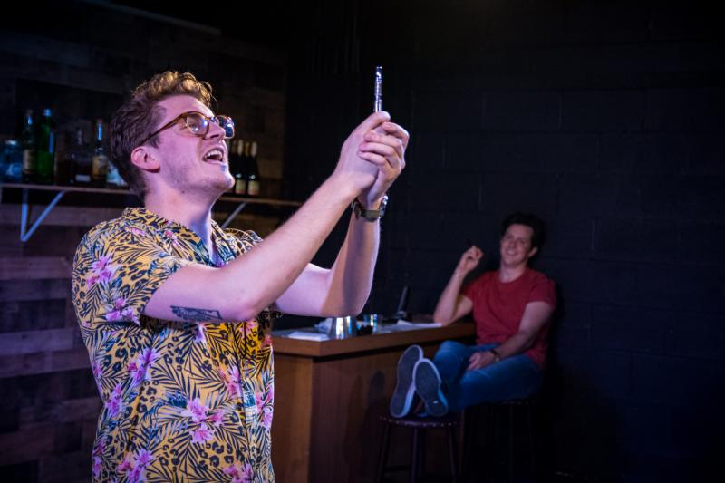 BWW Review: Woven Theatre's Chilling and Suspenseful TALL TALES Opens at The Barbershop Theater