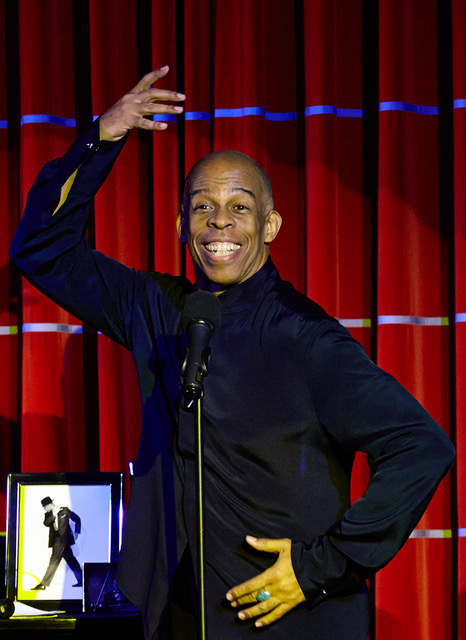 BWW Interview: Christian Holder Gets Ready to Bring AT HOME AND ABROAD to Laurie Beechman Theatre