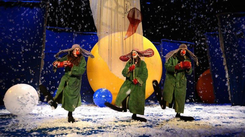 Save on Tickets to See SLAVA'S SNOWSHOW on Broadway