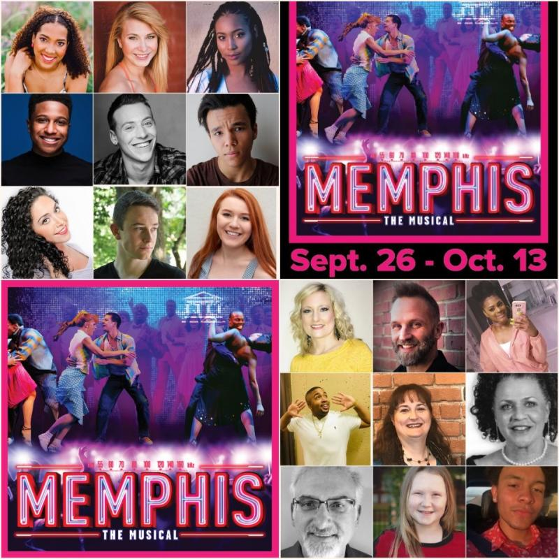 BWW Review: MEMPHIS THE MUSICAL at The Forum Theatre Company, Wichita's Hottest Ticket in Town