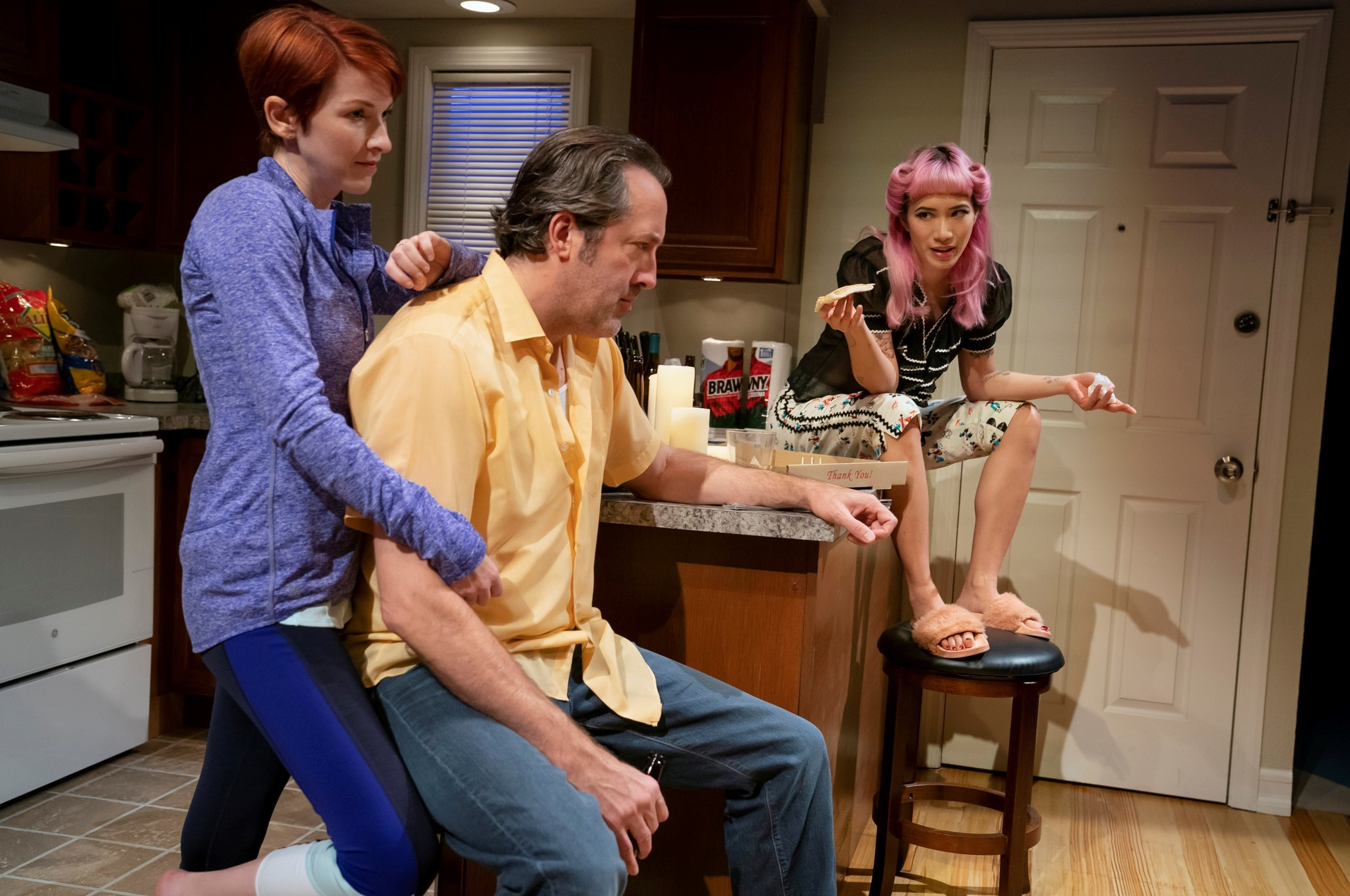 PLAY OF THE DAY! Today's Play: LINDA VISTA by Tracy Letts