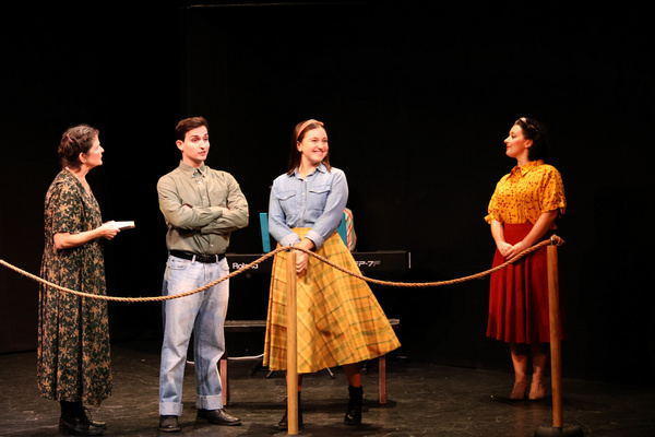 Juli Cooper, Hector Fortun, Katie Rodgers, Laura McCulloch Photo