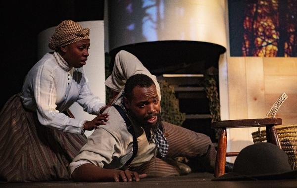 Photo Flash: Cleveland Public Theatre Presents RAUSTUS AND HATTIE