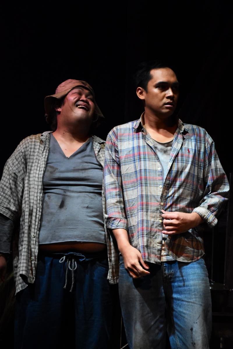 Photo Coverage: Tanghalang Pilipino Adapts OF MICE AND MEN; Show Runs Now Thru 27 Oct.