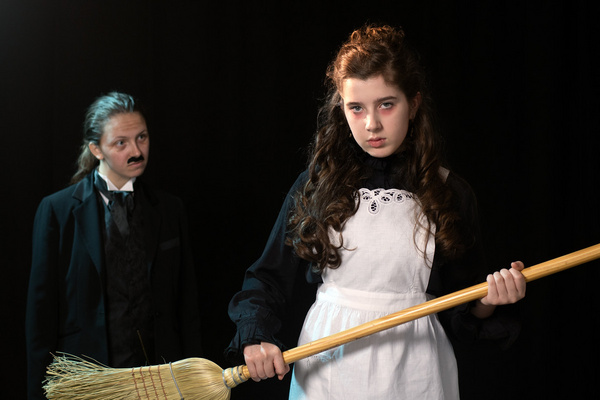 Photo Flash: World Premiere Of The MADNESS OF EDGAR ALLEN POE Comes To Addison