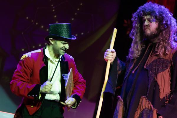 Photo Coverage: First look at Pickerington Community Theatre's BIG FISH